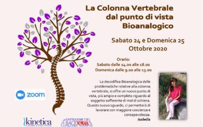 Corso di Bioanalogia per Docenti Back School